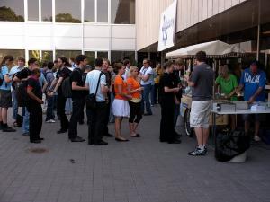 Akademy social event