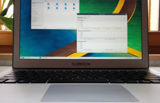 KDE представив власний ультрабук KDE Slimbook