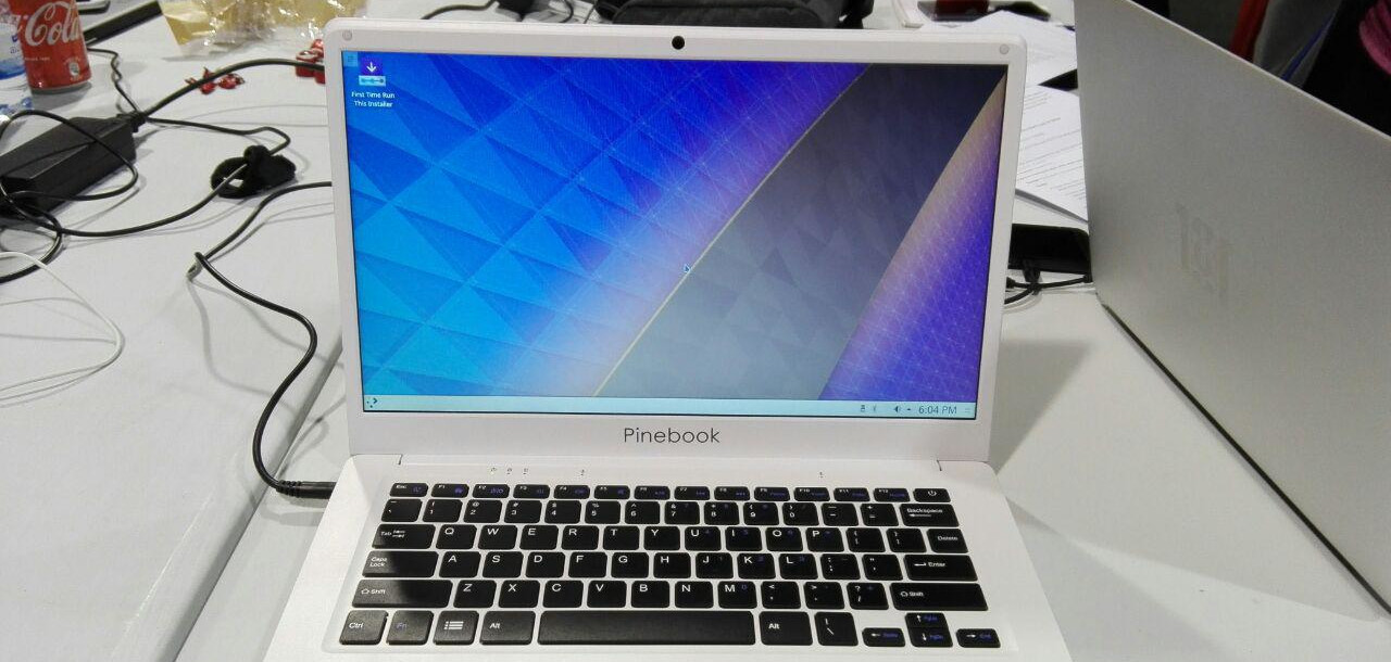 Plasma on Pinebook photo