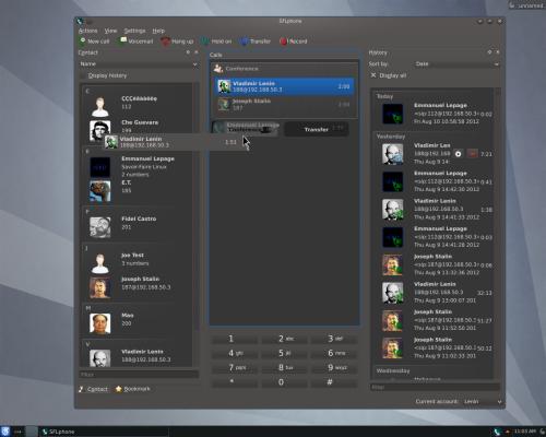 Download SFLphone Linux 1.3.0