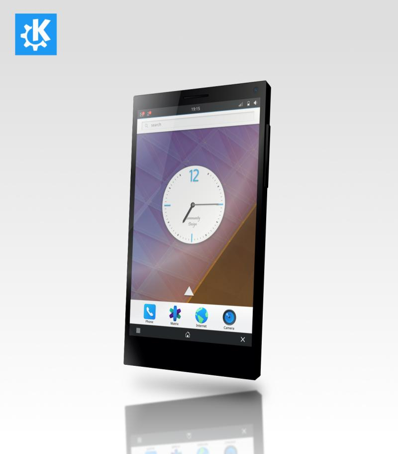 Plasma Mobile and Purism's Librem 5 Free Smartphone